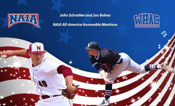 John Schreiber named NAIA All-America Honorable Mention